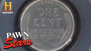Pawn Stars: A Very Rare 1944 Silver Coin (Season 13) | History