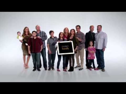 Modern Family Intros - All Seasons