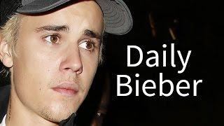 Justin Bieber Fights Scooter Braun LOL - VIDEO