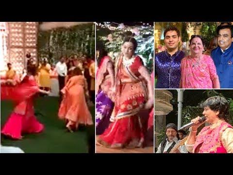 Xxx Mp4 Mukesh Ambani Son Akash Ambani Pre Wedding Ceremony Garba Night 3gp Sex