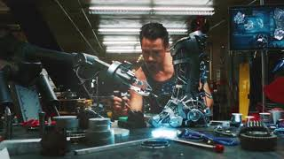 Iron Man Mark II Design Test Flight In Hindi Full HD