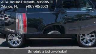 2014 Cadillac Escalade Premium AWD 4dr SUV for sale in Orlan