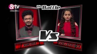 Archit Vs Yogandha   Battle Round   Sneak-Peek   The Voice India S2   Sat-Sun, 9 PM
