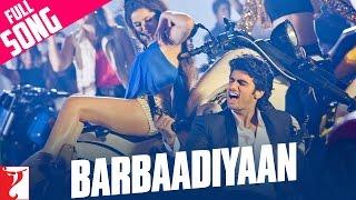 Barbaadiyaan - Full Song | Aurangzeb | Arjun Kapoor | Sasheh Aagha | Ram Sampath