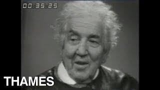 Robert Graves interview | Poet | Writer | Today | 1969