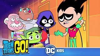 Teen Titans Go! | Pain Of The Past | DC Kids