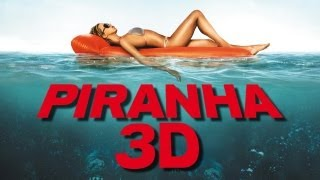 Piranha 3D -- Movie Review #JPMN