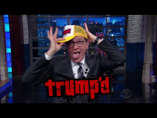 James Comey, You Just Got Trump'd!
