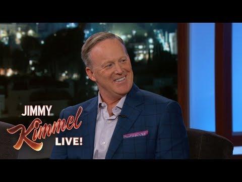 Xxx Mp4 Jimmy Kimmel Interviews Sean Spicer 3gp Sex