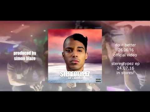 Xxx Mp4 XAY X DARNÉLL Do It Better Prod By Simon Blaze Video Teaser 3gp Sex