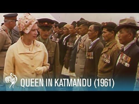 Xxx Mp4 Queen Elizabeth II On A Tiger Shoot In Katmandu 1961 British Pathé 3gp Sex