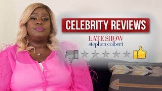 The Late Show Celebrity Reviews, Vol. 1