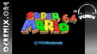 OC ReMix #1311: Super Mario 64 'Fleeting Ecstasy' [Powerful Mario] by Ben Briggs