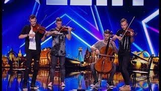 ČESKO SLOVENSKO MÁ TALENT 2018 - Defacto Quartet