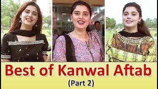 Best of Kanwal Aftab (Part 2) - Funny Videos | Common Sense Videos @ UrduPoint