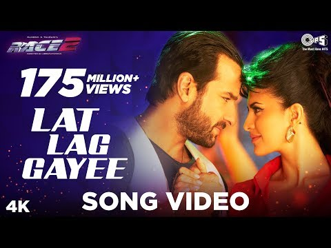 Lat Lag Gayee - Race 2 | Saif Ali Khan & Jacqueline Fernandez | Benny Dayal & Shalmali Kholgade