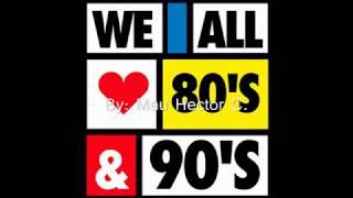 Mix Rock Roll Pop de los 80s y 90s Musicas en Ingles y Español LO MEJOR DE LO MEJOR