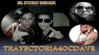 El Duro Remix Kendo Kaponi ft Don Omar, Daddy Yankee, Baby Rasta (Official Song HD)