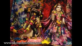 Hare Krishna Heart Touching Kirtan by Jahnavi Mataji