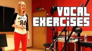 ☆ 10 MINUTE VOCAL WARM-UP - STUDIO DIARIES - EPISODE 5 ☆