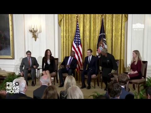 Xxx Mp4 WATCH LIVE President Trump To Speak At White House Prison Reform Summit 3gp Sex