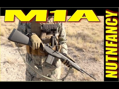 Fear Not You Have An M1A by Nutnfancy TNP Classics
