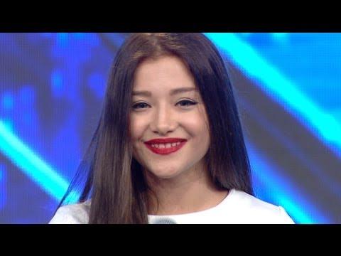 Şebnem Keskin Vazgeçtim Performansı X Factor Star Işığı