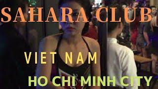 サハラ・クラブ・ホーチミンsahara [disco vietnam saigon club]ディスコ・サイゴン