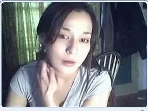 Garota na Webcam