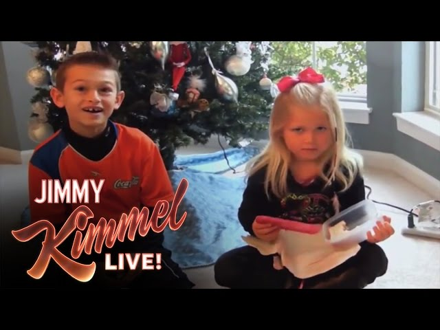 YouTube Challenge - I Gave My Kids a Terrible Present
