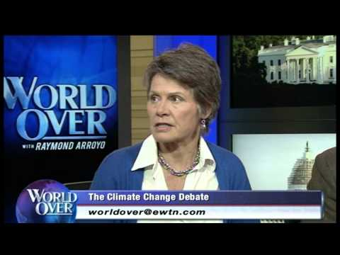 World Over - 2015-05-14 - Climate change debate on science and policy with Raymond Arroyo
