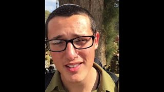 Israel Golani Lone Soldier