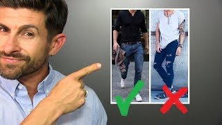 10 YOUNG MEN S Style Tips To Look BETTER Than Your Friends