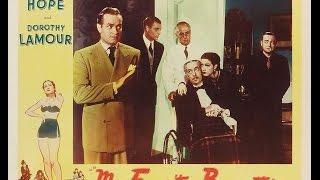 My Favorite Brunette 1947 (Bob Hope & Dorothy Lamour) 720p FULL MOVIE HD