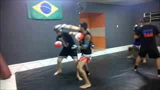 ACADEMIA SPACE FIGHT - MALLET PARANÁ