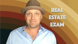 Content you need to know to pass the real estate exam!