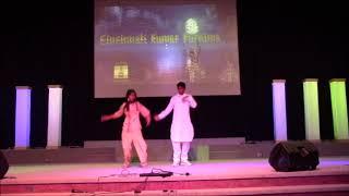 Cincinnati KP 2017 - Dance By Shree & Anshu