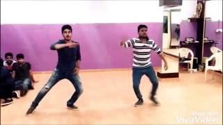 dhruva || neethone dance tonight || bharathkanth || ramcharan ||  dhruva dance cover ||