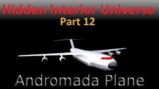 GTA SA: Hidden Interior Universe - Part 12: The Andromada Plane, Heavens O and P