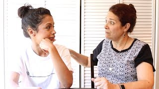 TELLING MOM IM PREGNANT. MOTHERS DAY Q&A!!