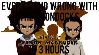 Everything Wrong With The Boondocks (Season 1) in 3 Hours