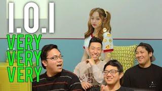 I.O.I | VERY VERY VERY MV and LIVE Stage Reactions!