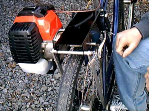 RoadBug Bicycle Engine Kit Motorized Bike Drive Roller Change
