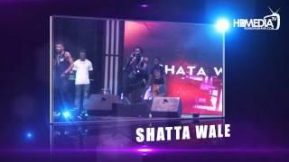 SHATTA WALE, STONEBWOY, SAMINI IN LIVE CONCERT (HDMEDIA GHANA)