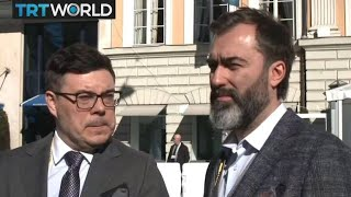 Munich Security Conference: Interview with Peter Zalmayev, Director Eurasia Democracy Initiative