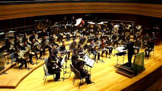 Mus'art Youth Wind Orchestra - Suite from Space Battleship Yamato