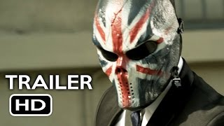 The Last Heist Official Trailer #1 (2016) Henry Rollins, Torrance Coombs Action Movie HD