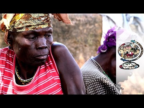 Inside Ghana s Witchcraft Refugee Camps