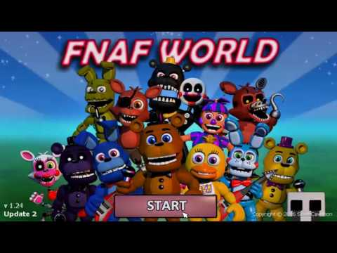 Xxx Mp4 How To Get All 6 Worlds On FNaF World 3gp Sex