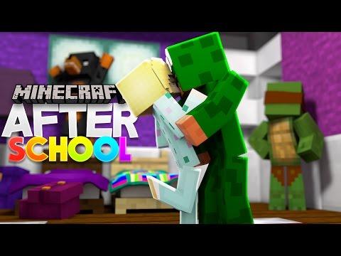 Xxx Mp4 Minecraft AFTER SCHOOL LITTLE LIZARD 39 S FIRST KISS 3gp Sex